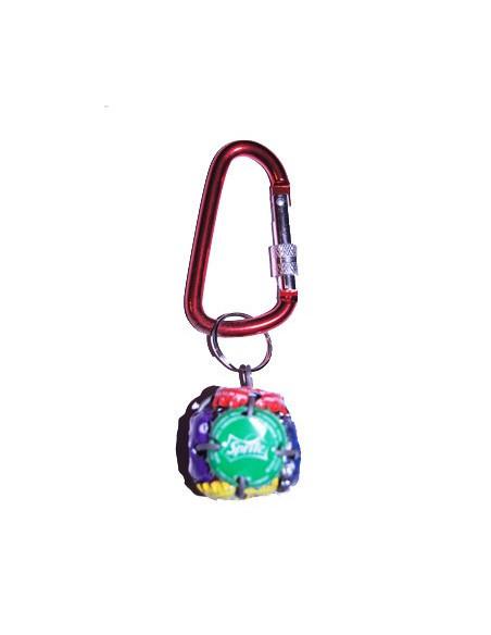 Porte clé capsule