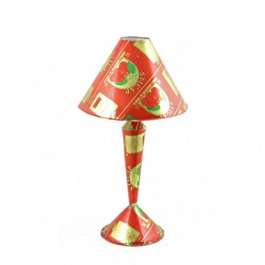 Lampe aluminium