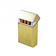 Etui paquet de cigarettes